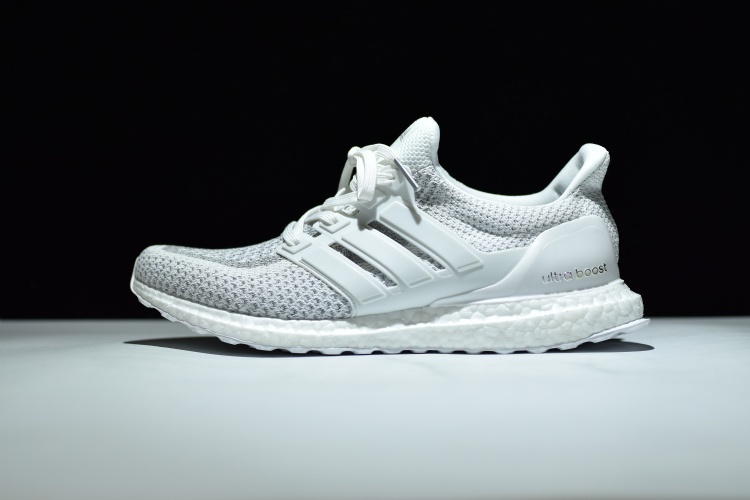 new style b76db 85548 ADIDAS ULTRA BOOST LTD M CREAM CHALK WHITE BLACK FRIENDS FAMILY AQ5559 WITH  REAL BOOST