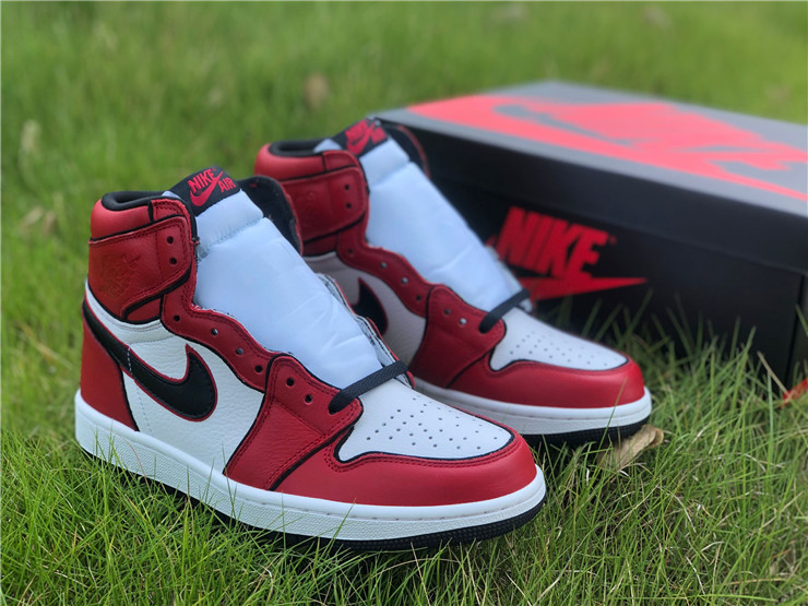 AIR JORDAN 1 BLOODLINE 2.0 RELEASING IN JULY