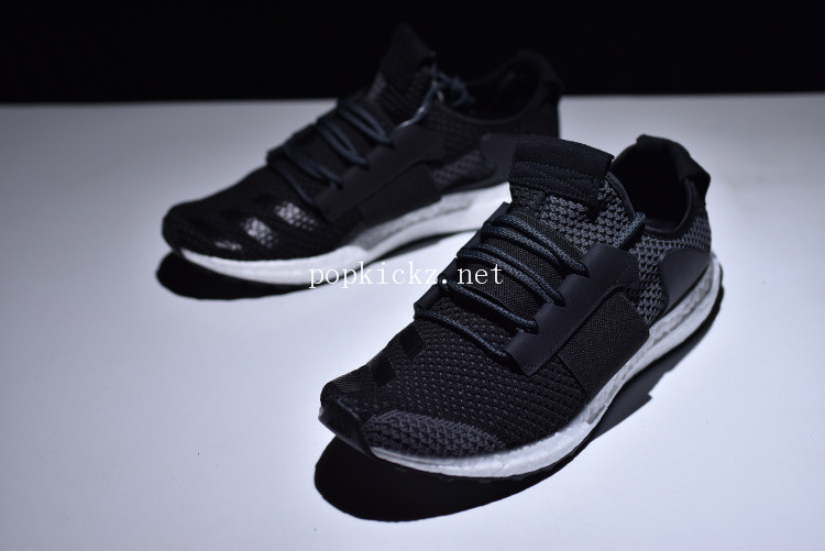 pretty nice 0c0ab ed187 Adidas Consortium Day One ADO Ultra Boost ZG Black