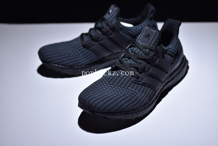 new styles aa424 d9cf7 Adidas Ultra Boost 4.0 black BB6166 [2017.8.15] - $135.00 ...
