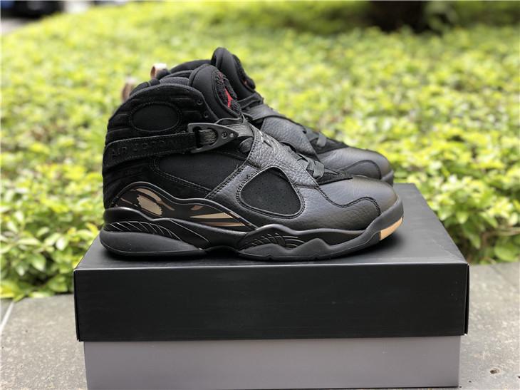 online retailer 0db19 33951 Air Jordan 8 Retro OVO black [2018.2.20] - $170.00 : popkickz.me