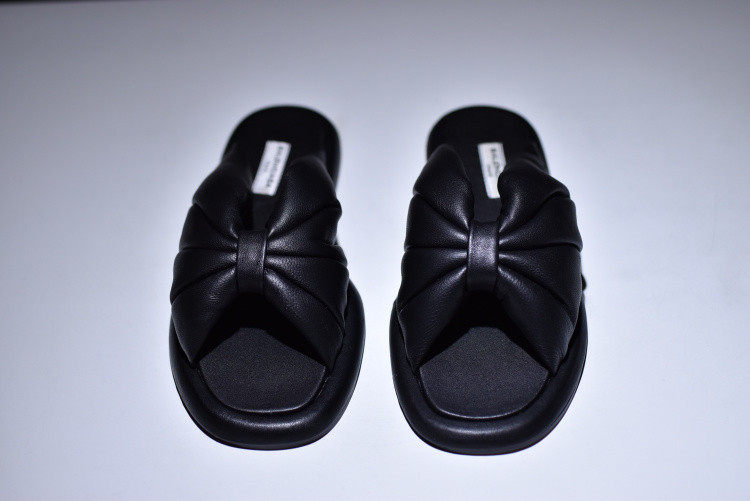 BALENCIA  Slipper black