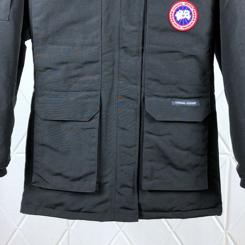 CG51 Long Goose Down Coat