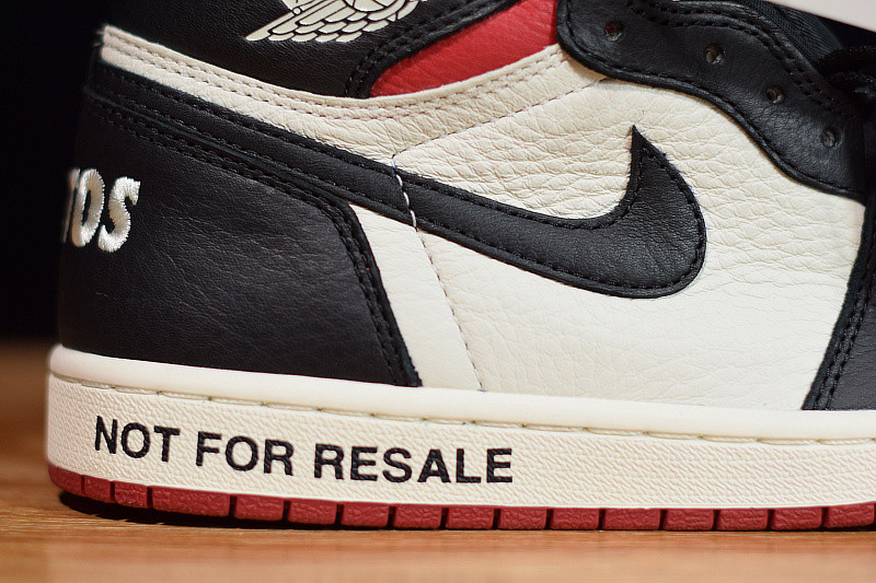 "GOD AIR JORDAN 1 NRG ""NO L'S"" NOT FOR RESALE BEST RETAIL VERSION IN THE"