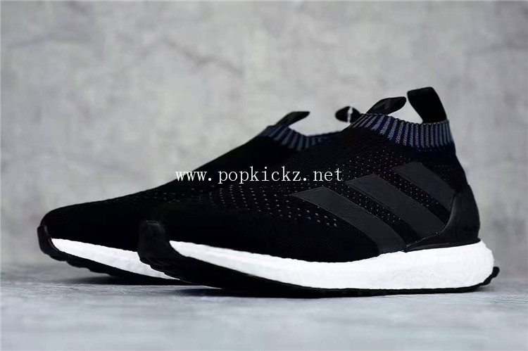 new style 97beb d3372 KITH X ADIDAS ACE16+ ULTRA BOOST BLACK [2017.6.14] - $130.00 ...