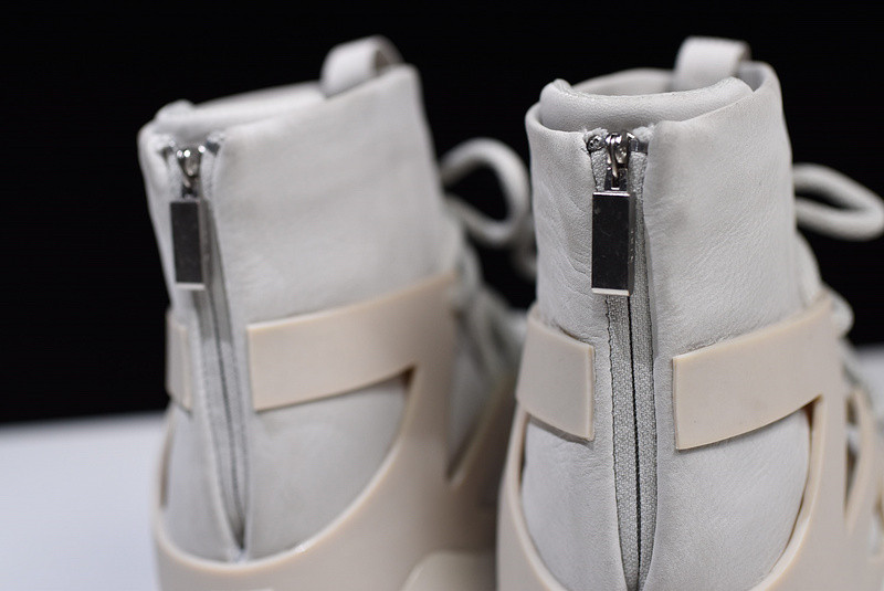 NIKE AIR FEAR OF GOD 1 LIGHT White