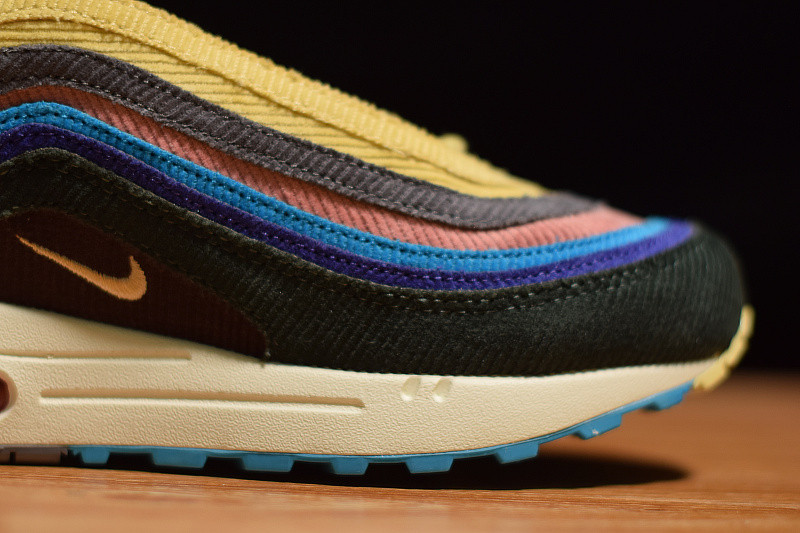 reputable site 4ec97 46bb3 NIKE AIR MAX 197 X SEAN WOTHERSPOON REAL [20184.4] - $149.00 ...