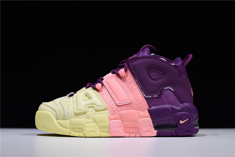 NIKE RELEASES ANOTHER TRI-COLORED AIR MORE UPTEMPO