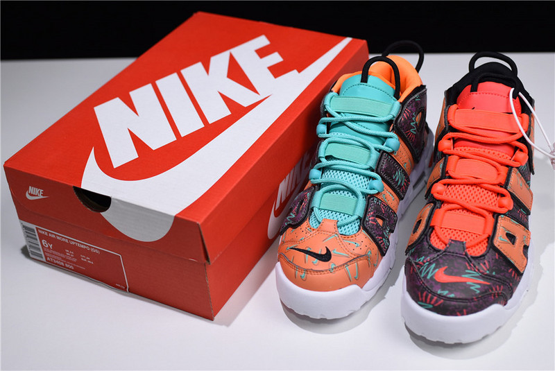 NIKE RELEASING THE AIR MORE UPTEMPO WHAT THE 90S
