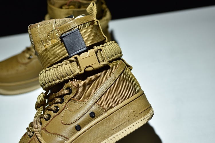 NIKE SPECIAL FIELD AIR FORCE 1 BROWN