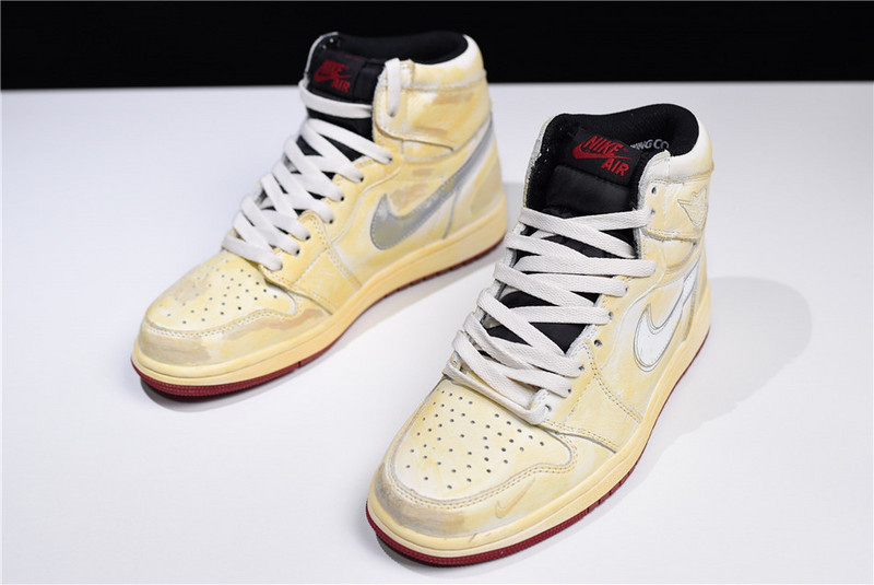 uk availability 833fd 5ab6a Nigel Sylvester X Nike Air Jordan 1 OG [2019.9.30] - $170.00 ...