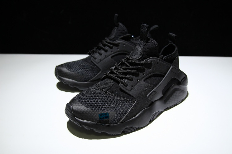 Nike Air Huarache Run Ultra Breathe black