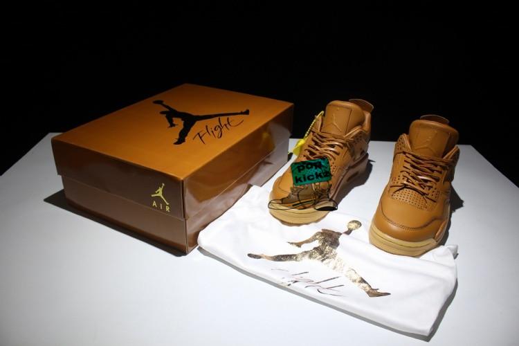 premium selection 2ac48 d8fc4 Nike Air Jordan 4 Retro Premium Ginger