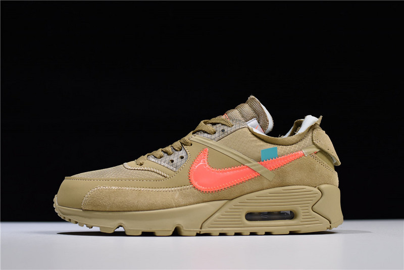 OFF-WHITE X Max 90 Khaki