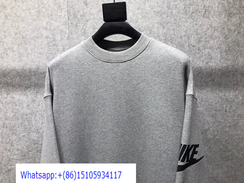 OT129 Fear of God x Nike Sweaterpants
