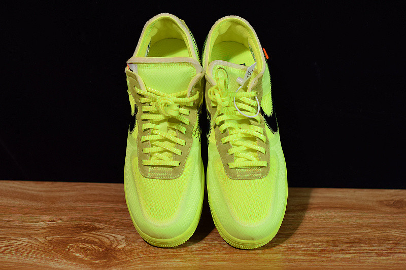 Off-White x Nike Air Force 1 Low Volt 2.0
