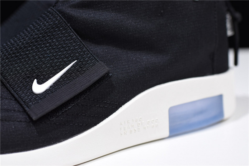PK GOD NIKE X FOG FEAR OF GOD AIR BLACK RETAIL