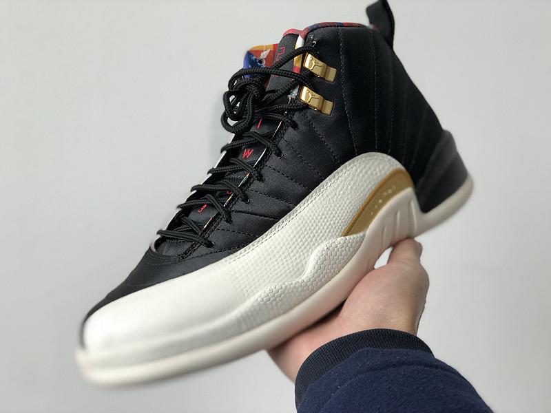 premium selection 593fd fd0dc The Air Jordan 12 Chinese New Year [2019.1.19] - $170.00 ...